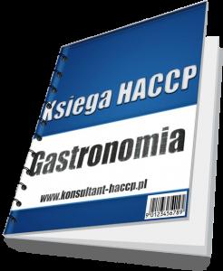 Księga HACCP Gastronomia - www.konsultant-haccp.pl, wzorcowa dokumentacja