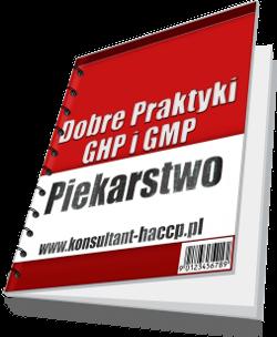piekarstwo - ghp/gmp